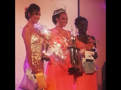 Keyla Bermudez Crowned Miss World Guatemala 2014