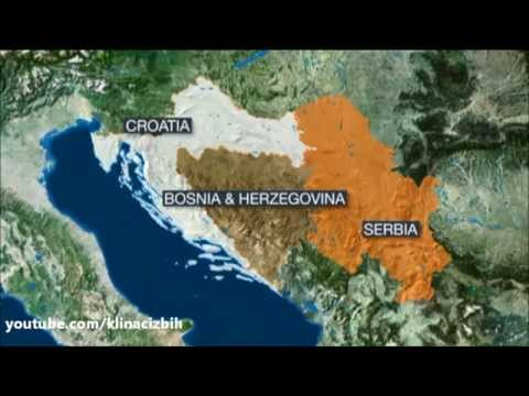 SBS: Bosnia, Croatia and Serbia floods - 19 May 2014