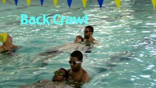 Pool Classes at John Jay College