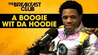 A Boogie Wit Da Hoodie On Fatherhood Distancing From The Hood Motivating The Youth More