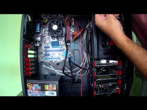 Como Instalar sua própria Placa de Vídeo - Geforce GTX 750 TI