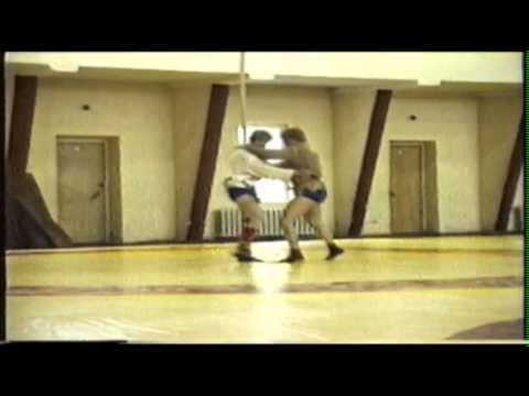 Magnus Cederblad Sambo training in Kstovo Image 1