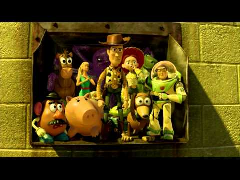Pixar reviews: Toy Story 3