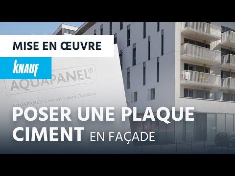 Knauf usg aquapanel outdoor youtube for Knauf aquapanel exterior cement board