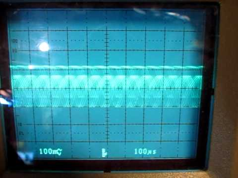 Analog Oscilloscope bandwidth considerations