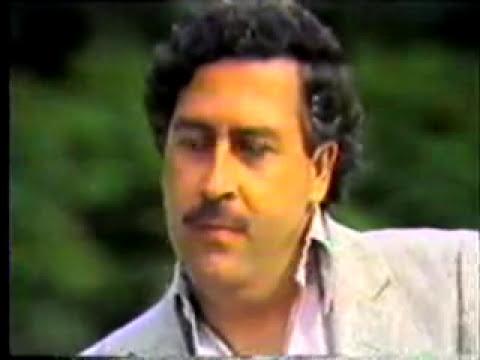 Vida de Pablo Escobar