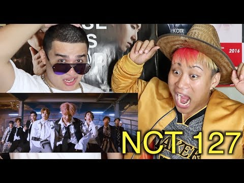 Cover Lagu NCT 127 Cherry Bomb MV REACTION with SALVMAKNAE