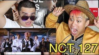 NCT 127 Cherry Bomb MV REACTION with SALVMAKNAE