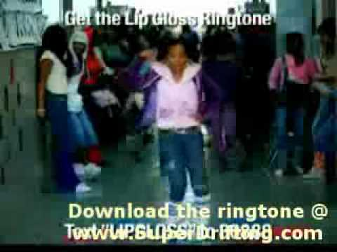 Lil Mama - Lip Gloss (official Music Video)2.flv video