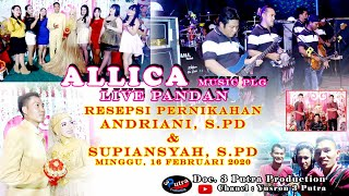 ALLICA MUSIC PLG LIVE IN PANDAN PALI