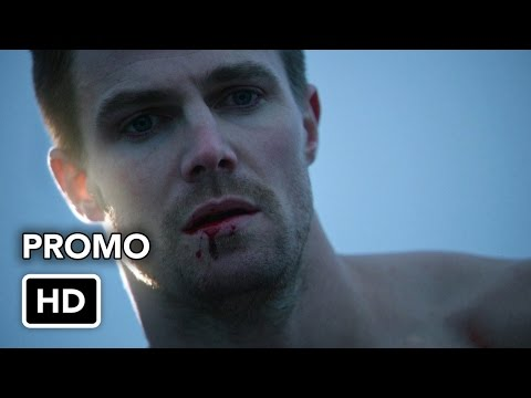 Arrow 3x10 : Left Behind - Promo