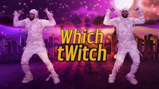 Which tWitch: Halloween Dance Off
