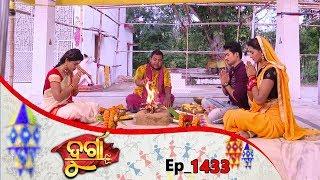 Durga | Full Ep 1433 | 15th July 2019 | Odia Serial – TarangTV