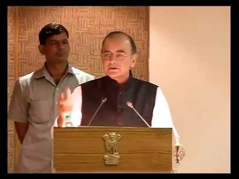 Sh. Arun Jaitley's Speech at CAG Conference