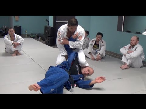 Differences between Judo and BJJ Groundwork Image 1