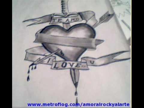 mis dibujos de amor
