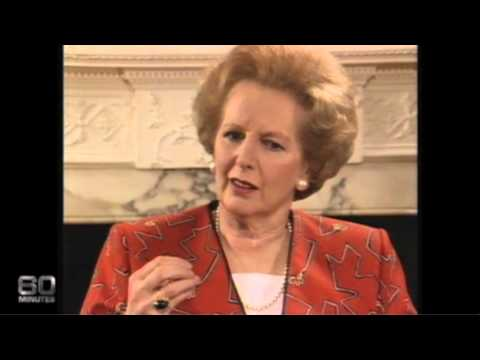 Margaret Thatcher, The Woman at Number 10 - 60 Minutes Australia - 1988