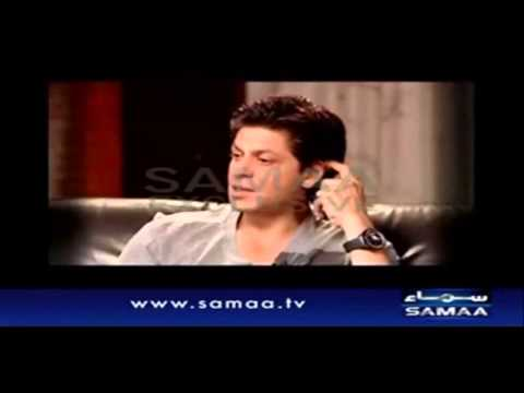 Shahrukh Khan exposes Indian secularism
