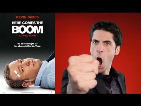 Here Comes The Boom Movie Review video
