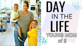 A VERY REALISTIC DAY IN THE LIFE 2017!  BUSY STAY AT HOME MOM OF 2 BOYS | Sensational Finds