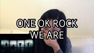 FAN REACTION (ONE OK ROCK - We Are Japanese Ver)