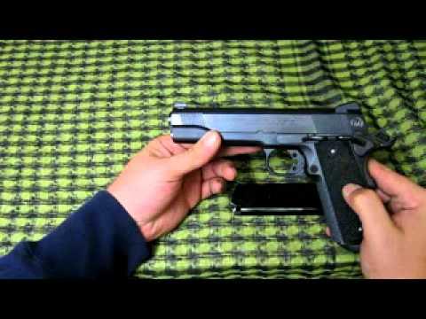 Gun Review: American Classic II 1911 Review