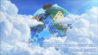 Sonic Lost World - Windy Hill (Sagas remix)