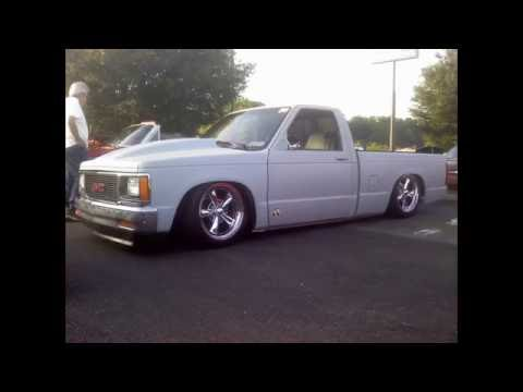 S10 Build Codes 1991 S10 Bagged Project Build