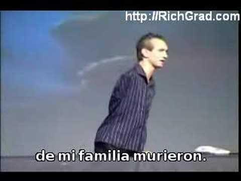 Nick Vujicic español Sin miembros sin preocupaciones Parte 2