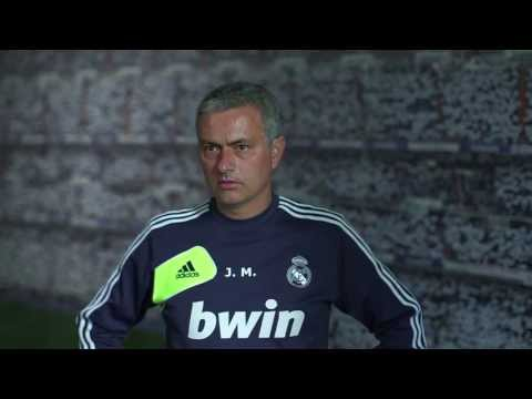Real Madrid's Mourinho, Ozil & Modric supports Michael's Essien's Game of Hope