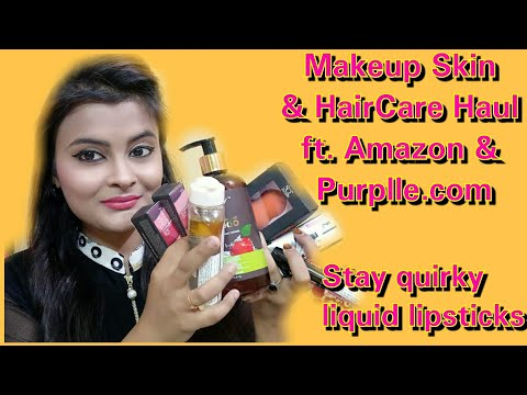 सबसे सस्ती Makeup & skincare online shopping ft. Amazon & Purplle.com | online sale shopping