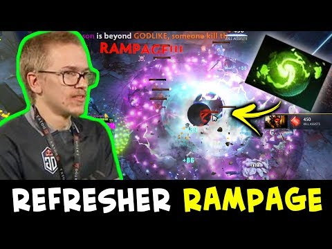 Who said OD is TRASH HERO — REFRESHER RAMPAGE by Topson