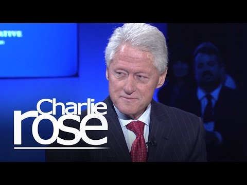 Bill Clinton, Political Animal (Sept. 26, 2014) | Charlie Rose