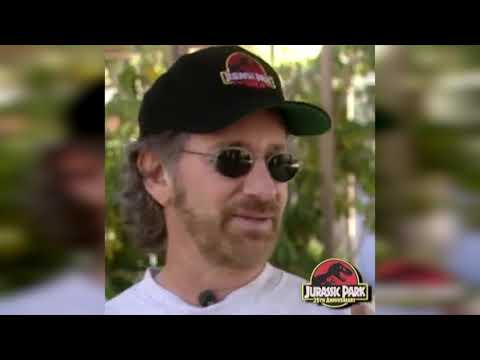 Steven Spielberg On Jurassic Park The Ride At Universal Studios Hollywood