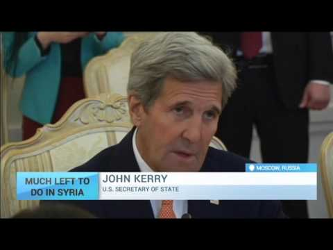 Syria Partial Truce: U.S. wants to see further reduction in Syria violence, Kerry tells Russia