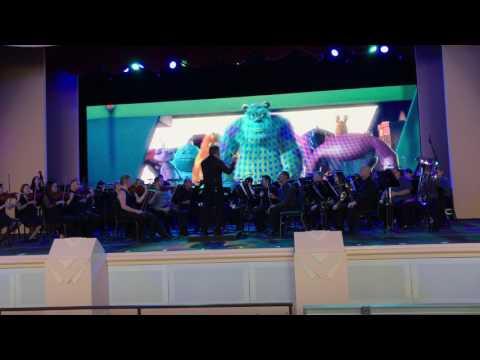 Pixar Live At Disney's Hollywood Studios (Monsters, Inc. Segment)