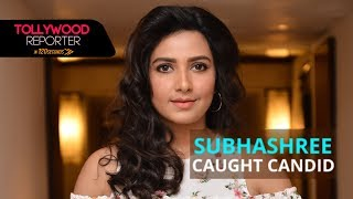 Candid Moment with Subhashree | Dekh Kemon Lage Special | Tollywood Reporter in 120 Seconds