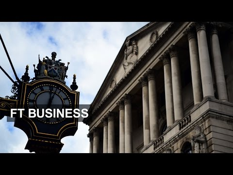 Carney's Bank of England revolution