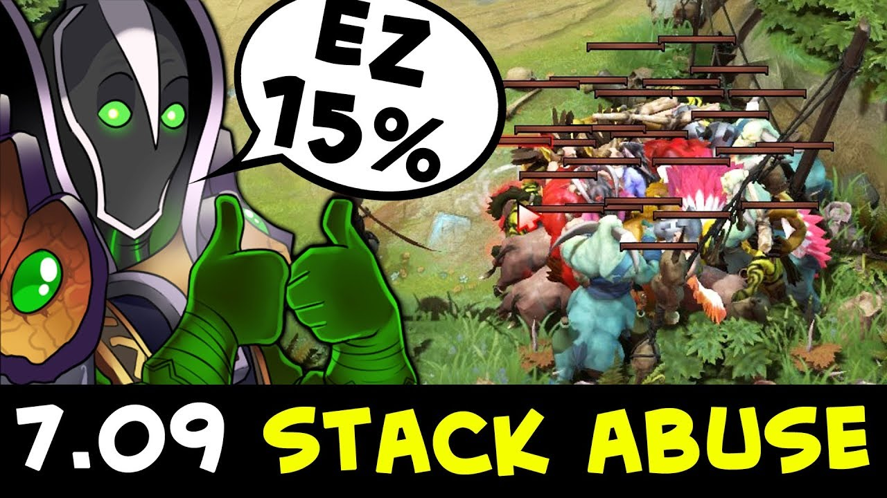 7.09 stacking ABUSE — endless 15% GOLD from camps