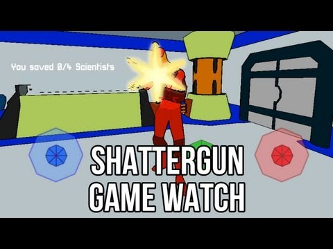 Shattergun (Free PC FPS Game): FreePCGamers Game Watch