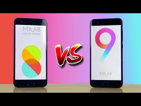 Is MIUI 9 Really Faster? MIUI 9 vs MIUI 8 Speedtest Comparison!