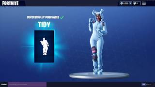 Fortnite live stream New TIDY DANCE EMOTE  Featured and Daily Skins & Items  Fortnite 30 04 2018
