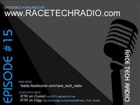 Race Tech Radio - Episode #15