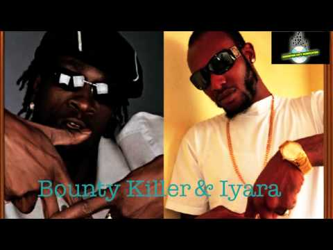 Bounty Killer & Iyara Dub Session 28th March 2012 KCD