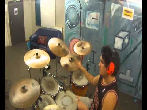 The Rising Tide - Studio Update - Drums