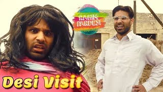 Desi Visit | Rahim Pardesi | Desi Tv Entertainment