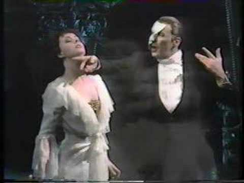 PHANTOM OF THE OPERA LIVE - 1988 TONY AWARDS Music Videos