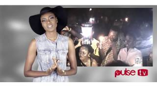 Yvonne Nelson talks about Dumsor vigil