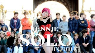 [KPOP IN PUBLIC CHALLENGE SPAIN] 'SOLO' JENNIE (Blackpink) Dance Cover by Bunny [KIH]