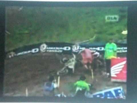 James Stewart crash video Video